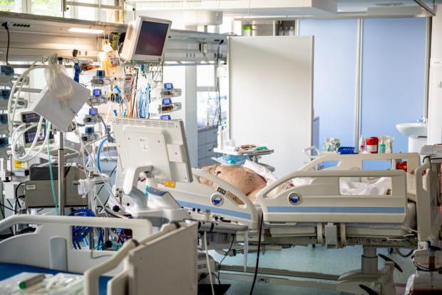 W Szpitalach Pomorskich powstał jedyny na Pomorzu oddział leczenia skrajnej niewydolności oddechowej w przebiegu COVID-19 przy użyciu ECMO.