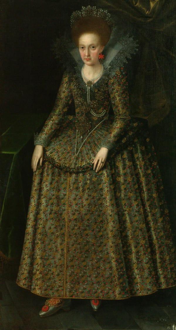 Elżbieta Zofia Radziwiłł Hohenzollern (1589-1629), matka Bogusława.