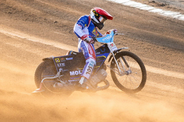 Rasmus Jensen wypadł fatalnie w meczu z Orłem Łódź. Czy zrehabilituje się w poniedziałkowym spotkaniu w Ostrowie?
