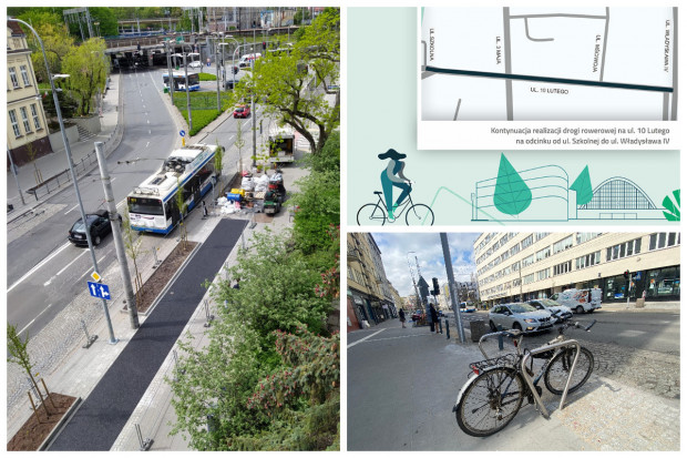 Jeśli pogoda nie pokrzyżuje planów, nowa droga rowerowa będzie gotowa w ciągu dwóch tygodni.
