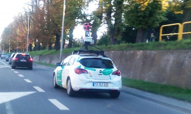 Samochody Google przemierzają Trójmiasto.
