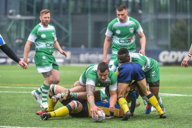 Arka Gdynia i Lechia Gdańsk doznały porażek w niedzielnych meczach 15. kolejki ekstraligi rugby.