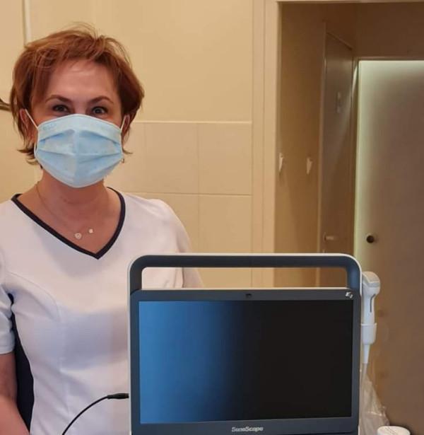 - Wierzę, że zdobyte doświadczenie w walce z pandemią zaprocentuje w lepszej, pocovidowej przyszłości - mówi dr Hanna Goworowska.