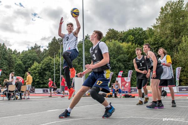 Koszykarski turniej w Gdyni potrwa od 19 do 20 czerwca. Pula nagród wyniesie rekordowe 12000 zł.