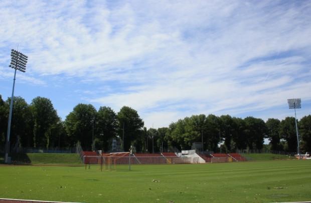 Arka Gdynia zagra na tym boisku ostatni mecz sezonu z Chrobrym Głogów. Odbędzie się on bez udziału publiczności.