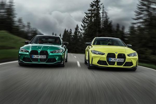 Każdy z uczestników turnieju będzie miał okazję zasiąść za kierownicą BMW M3 lub M4.