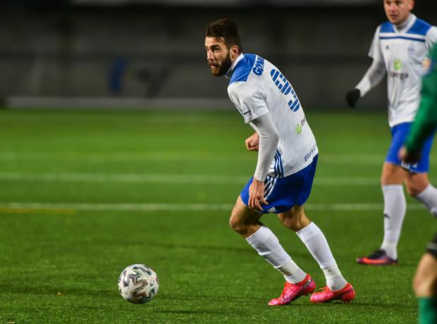 Bałtyk Gdynia awansował do finału Pucharu Polski na Pomorzu po golach Michała Marczaka.