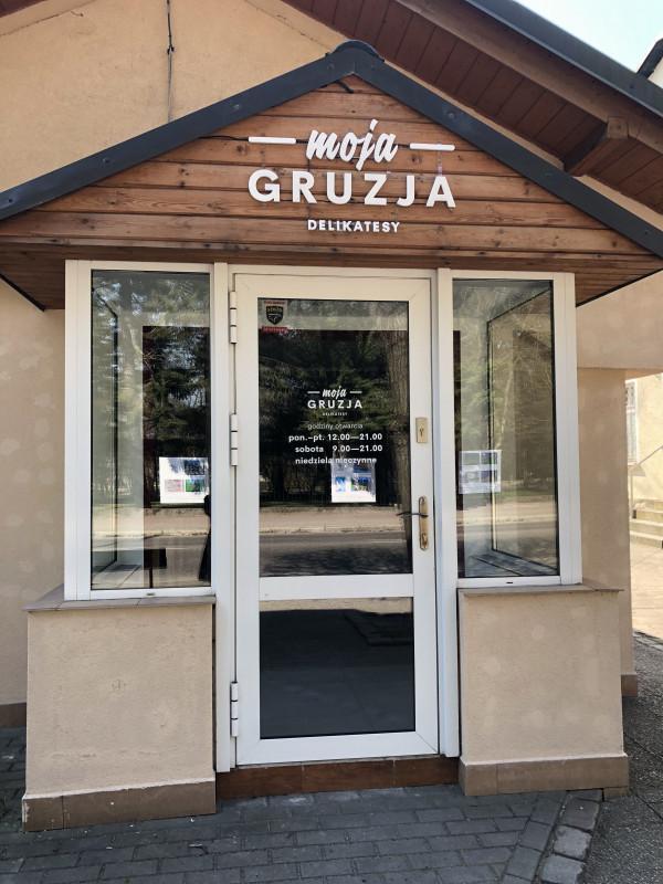 Od teraz specjały gruzińskiej kuchni można nabyć w delikatesach Moja Gruzja w Gdańsku Oliwie.