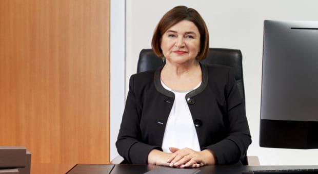 Zofia Paryła została ponownie powołana na stanowisko prezesa Grupy Lotos.