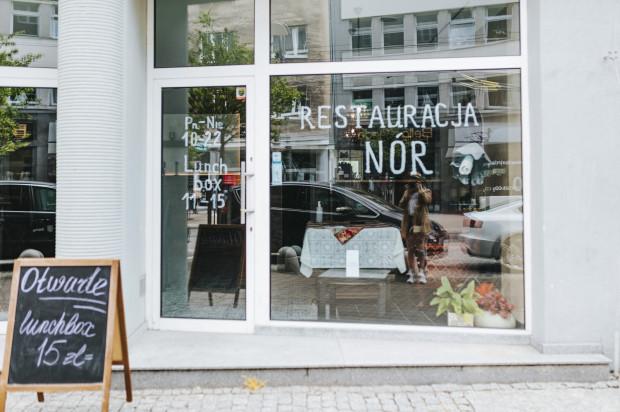 W miejscu restauracji Piqniq powstała restauracja Nor