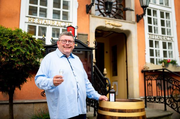 Arkadiusz Onasch chce odtworzyć istniejącą przez kilkaset lat gdańską wytwórnię wódek i likierów.