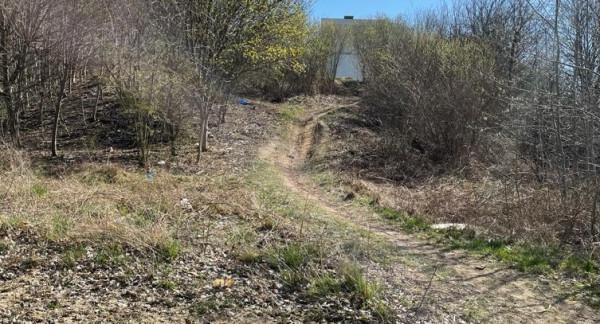 Schody połączą dolną i górną część Pogórza.