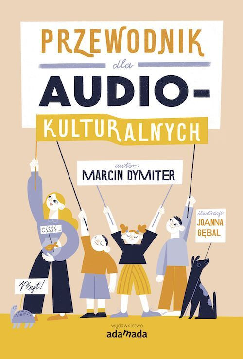 """""""Przewodnik dla audiokulturalnych"""" wyd. Adamada."""