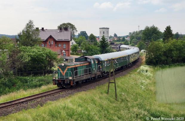 4 czerwca szykuje się nie lada gratka dla miłośników kolei, czyli przejazd pociągiem retro po bajpasie kartuskim.