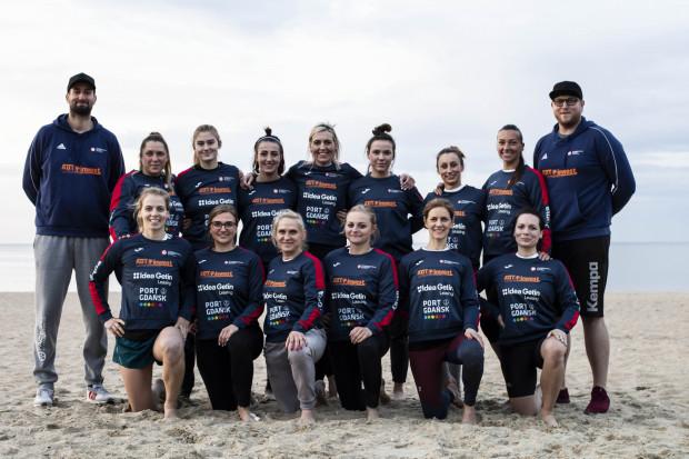 Autoinwest SAS Gdańsk od 4 do 8 czerwca powalczy w Maladze o klubowe mistrzostwo Europy kobiet w piłce ręcznej na plaży.