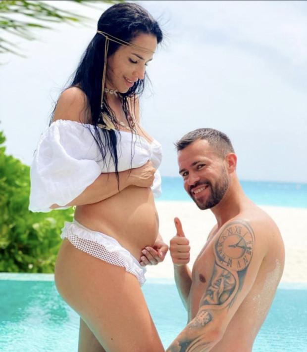 Rafał Pietrzak spodziewa się potomka. Na urlop poleciał na Malediwy.