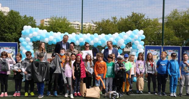 Wręczenie nagród odbyło się w zwycięskiej szkole, tj. SP 92 w Gdańsku.