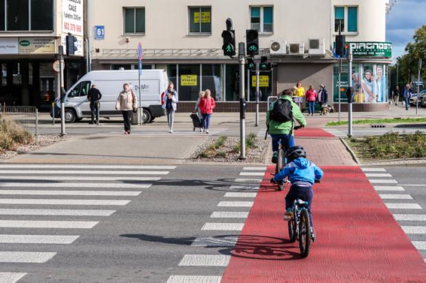 Wiele europejskich miast wprowadza znaczne usprawnienia dla rowerzystów.