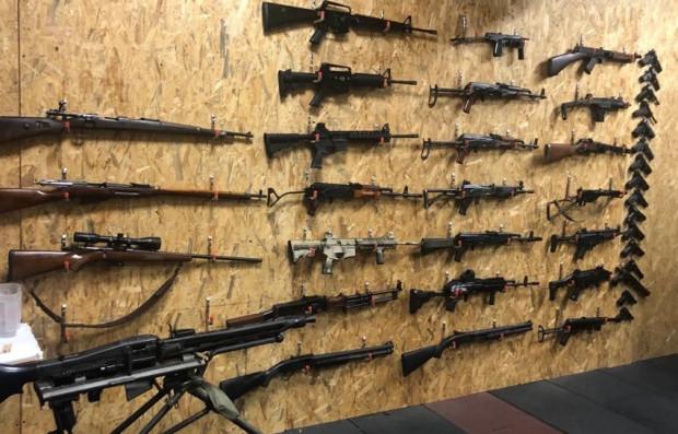Trójmiejskie strzelnice są bogate w wybór broni.