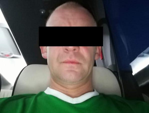 Poszukiwany 40-latek ukrywał się w jednym z mieszkań na terenie Gdańska.