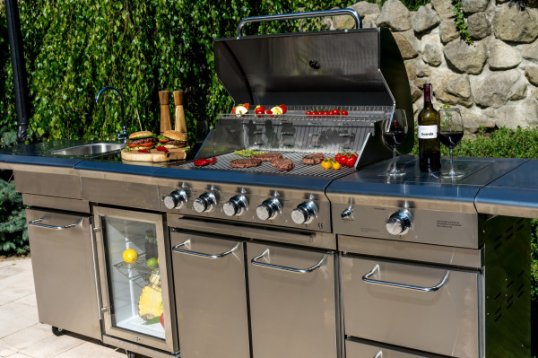 Marroni Grills - BBQ Sicilia Pro