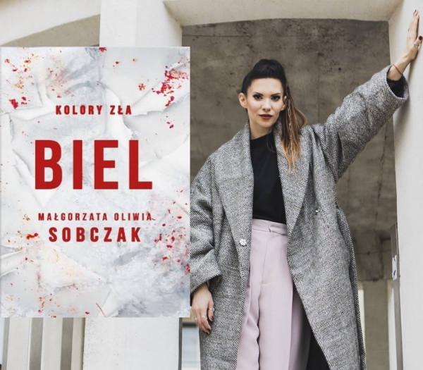 """""""Biel"""" (wyd. W.A.B) Małgorzaty Oliwii Sobczak to mocne zakończenie świetnej trójmiejskiej trylogii kryminalnej pt. """"Kolory zła""""."""