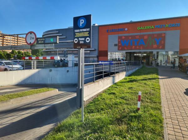 Galeria Przymorze jest kolejnym sklepem w tej dzielnicy, który wprowadził opłaty za parkowanie. W marcu na podobny krok zdecydował się Auchan przy ul. Kołobrzeskiej.
