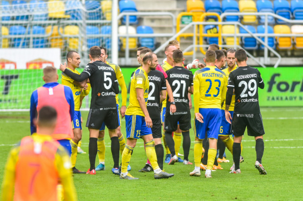 Arka Gdynia w przeszłości na ogół dobrze radziła sobie w barażach, choć emocji i niespodziewanych zwrotów akcji w nich nie brakowało. W meczu z ŁKS Łódź to takich bojów żółto-niebiescy wrócą po 15 latach przerwy.