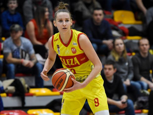 VBW Arka Gdynia zakontraktowała Agatę Dobrowolską, która ostatnie trzy sezony spędziła w Ślęzy Wrocław.