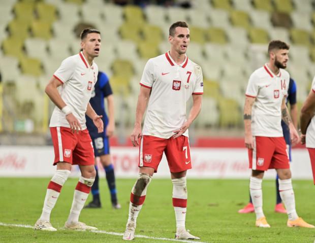 Arkadiusz Milik (nr 7) z powodu kontuzji nie zagra na Euro 2020. Już bez tego piłkarza reprezentacja Polski zamelduje się w środę, 9 czerwca w Trójmieście.