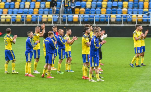 Na ilu piłkarzy może liczyć Arka Gdynia na finiszu rozgrywek?