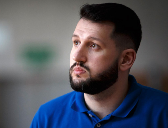 Asseco Arka Gdynia i Milos Mitrović stworzą projekt, który będzie składał się z obcokrajowców, weteranów i utalentowanej młodzieży.