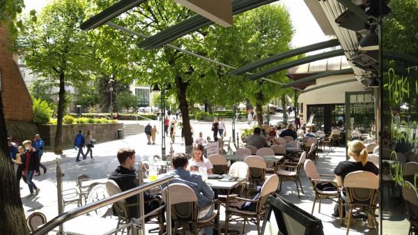 Piwa możemy się napić m.in. w Browarze Miejskim Sopot.