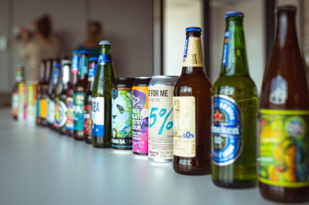 Alkoholowe, bezalkoholowe, w butelkach lub z beczki - wybór należy do nas.