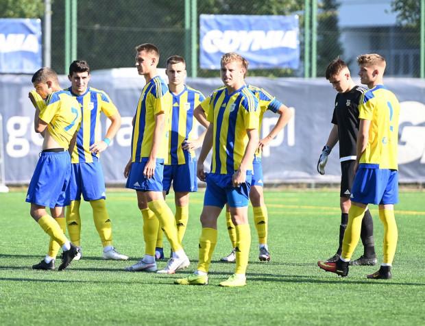 Arka Gdynia U-19 zanotowała 3 punkty w 8 ostatnich meczach Centralnej Ligi Juniorów. To sprawiło, że ich utrzymanie nie jest sprawą przesądzoną.