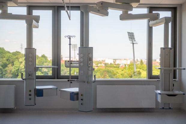 Już wkrótce Centrum Medycyny Nieinwazyjnej przyjmie pierwszych pacjentów.