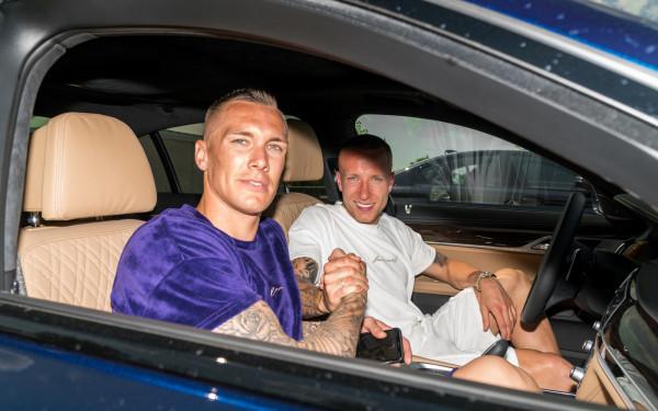 Łukasz Skorupski i Jacek Góralski. Tego drugiego niestety podczas meczów Euro 2020 nie zobaczymy.