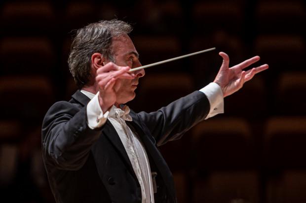 Po części oficjalnej publiczność została uraczona koncertem. Orkiestrę Polskiej Filharmonii Bałtyckiej poprowadził Georg Cziczinadze.