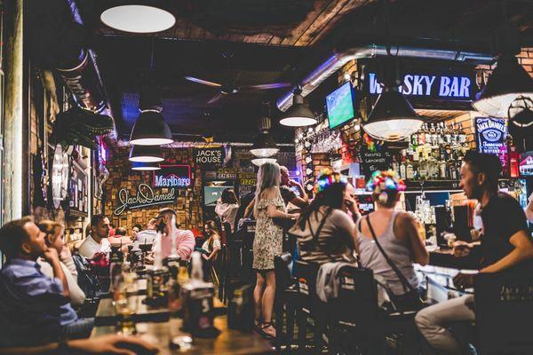 Mecze Euro 2020 można oglądać również w Jack's Bar w Sopocie