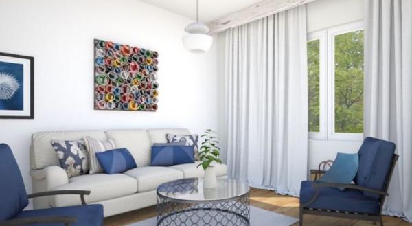 Deweloperzy zachęcają do zakupu mieszkań wizualizacjami. W przypadku kawalerek w zasadzie nie ma takiej potrzeby - i tak sprzedają się one w pierwszej kolejności.