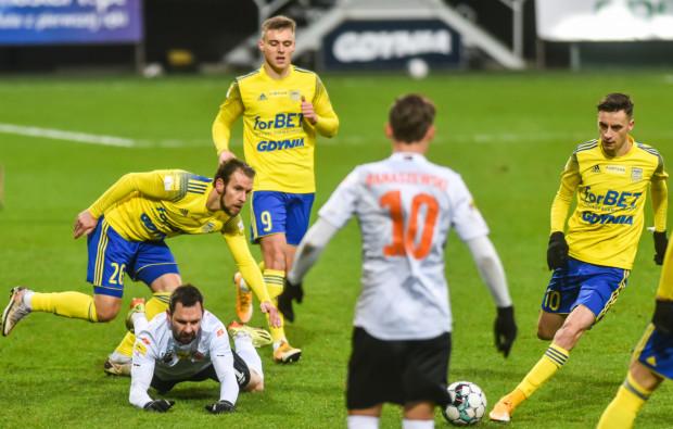 Arka Gdynia w ostatniej kolejce Fortuna I liga zagra o 4. miejsce w rozstawieniu do baraży o ekstraklasę, co daje pierwszy mecz u siebie.