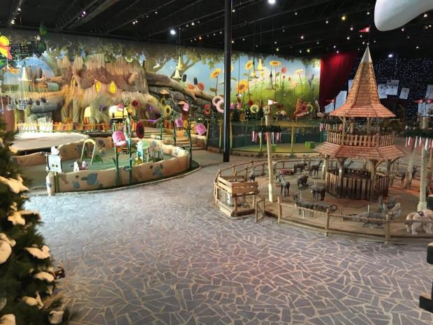 Część atrakcji gdańskiego Majalandu znajdzie się w budynku, dzięki czemu obiekt będzie mógł funkcjonować cały rok.