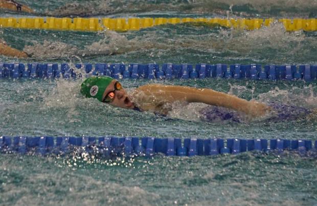 Agnieszka Rudomina pływa przez niemal 2/3 całego swojego życia.