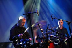 Duet Liebezeit i Friedman z pewnością jazzu nie grali, ale świetnie wzbogacili różnorodny program festiwalu.