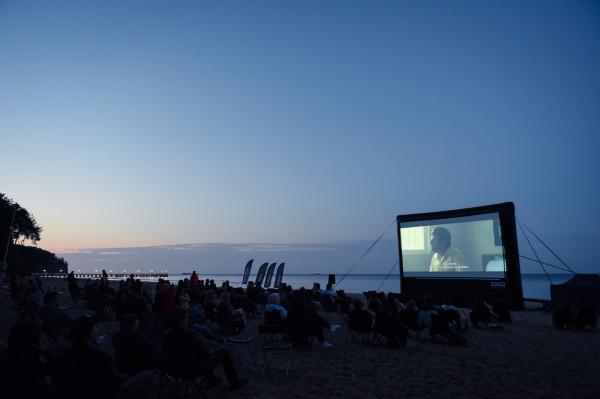 W tym roku na plaży w gdyńskim Orłowie przygotowano 11 pokazów filmowych. Będzie to zarazem 11. edycja imprezy.