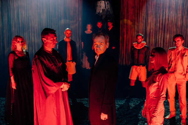 """""""Faust"""" to tytuł najnowszej premiery w Teatrze Wybrzeże."""