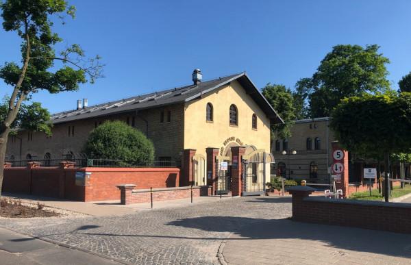 Siedziba spółki SNG przy ul. Wałowej w Gdańsku.