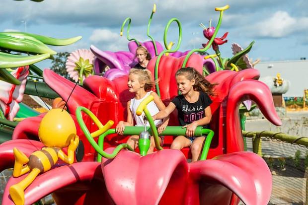 Majaland to park rozrywki zaprojektowany w oparciu o świat kultowej Pszczółki Mai i jej bajkowych przyjaciół.
