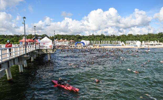 Lotto Challenge Gdańsk Triathlon będzie miało start i metę na plaży w Brzeźnie.