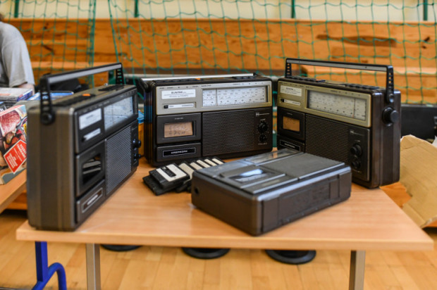 Ciekawe do ilu imprez przygrywały magnetofony, wystawione w Sopocie na sprzedaż. Ci, którzy mieli ochotę powrócić do tych chwil, mogli zaopatrzyć się nie tylko w sprzęt, ale i kasety.